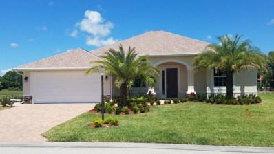 371 SW Vista Lake Drive, Port Saint Lucie, FL 34953 - MLS#: RX-10458231