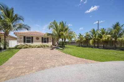 3421 Elizabeth Place N, Palm Springs, FL 33461 - MLS#: RX-10458260