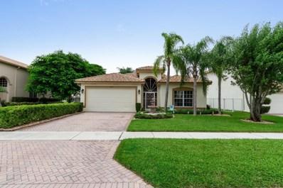 7530 Colony Lake Drive, Boynton Beach, FL 33436 - MLS#: RX-10458343