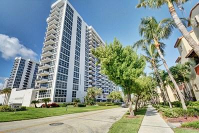 531 N Ocean Boulevard UNIT 502, Pompano Beach, FL 33062 - MLS#: RX-10458344