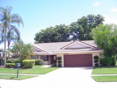 10358 Boca Woods Lane, Boca Raton, FL 33428 - MLS#: RX-10458346