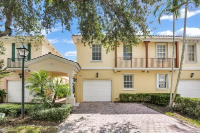 186 Santa Barbara Way, Palm Beach Gardens, FL 33410 - MLS#: RX-10458410