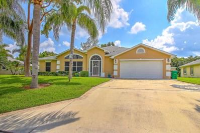6759 Dickinson Terrace, Port Saint Lucie, FL 34952 - MLS#: RX-10458414