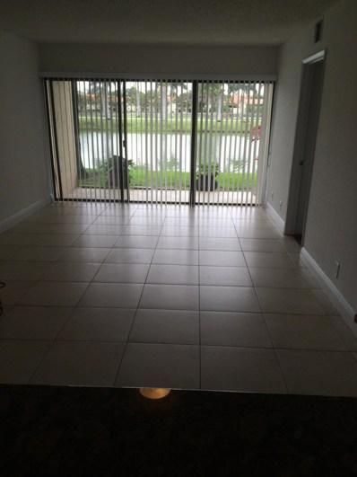 1525 Lake Crystal Drive UNIT C, West Palm Beach, FL 33411 - MLS#: RX-10458447