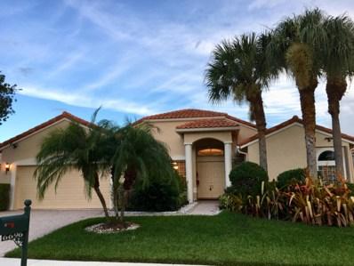 6696 Catania Drive, Boynton Beach, FL 33472 - MLS#: RX-10458452