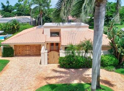647 Lakewoode Circle E, Delray Beach, FL 33445 - MLS#: RX-10458492