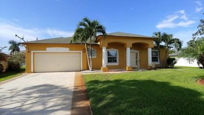 1165 SE Menores Avenue, Port Saint Lucie, FL 34952 - MLS#: RX-10458548