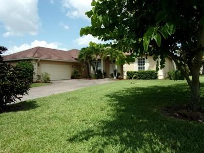 491 NW Dover Court, Port Saint Lucie, FL 34983 - #: RX-10458564