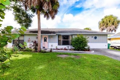 7708 Citrus Park Boulevard, Fort Pierce, FL 34951 - MLS#: RX-10458566