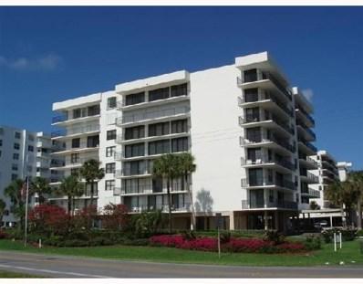 3460 S Ocean Boulevard UNIT 5090, Palm Beach, FL 33480 - MLS#: RX-10458592