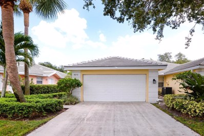 4213 Royal Oak Drive, Palm Beach Gardens, FL 33410 - MLS#: RX-10458613