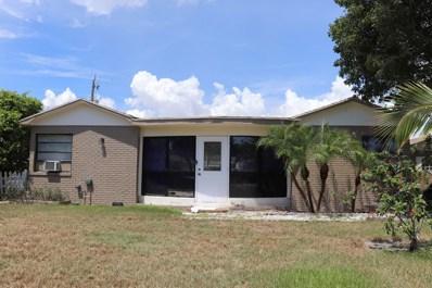 1007 Se 3rd Street, Boynton Beach, FL 33426 - MLS#: RX-10458638