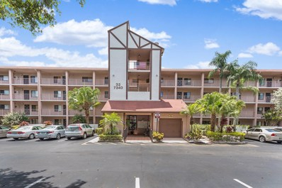7340 Amberly Lane UNIT 206, Delray Beach, FL 33446 - MLS#: RX-10458652
