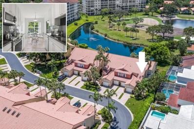 17061 Emile Street UNIT 5, Boca Raton, FL 33487 - MLS#: RX-10458674