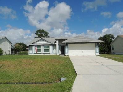 731 SW Arkansas Terrace, Port Saint Lucie, FL 34953 - MLS#: RX-10458675