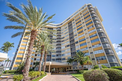 100 Golden Isles Drive UNIT 1407, Hallandale Beach, FL 33009 - #: RX-10458696
