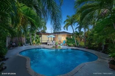 6 NE 19th Street, Delray Beach, FL 33444 - MLS#: RX-10458704