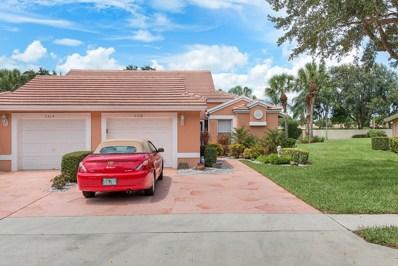 5518 Royal Lake Circle, Boynton Beach, FL 33437 - MLS#: RX-10458723