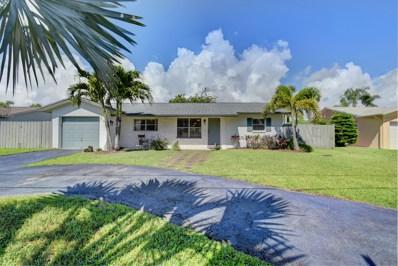 638 Eagle Drive, Delray Beach, FL 33444 - MLS#: RX-10458751