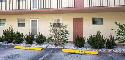 705 Lori Drive UNIT 110, Palm Springs, FL 33461 - MLS#: RX-10458754