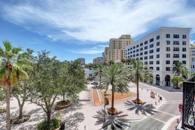 101 N Clematis Street UNIT 316, West Palm Beach, FL 33401 - MLS#: RX-10458759