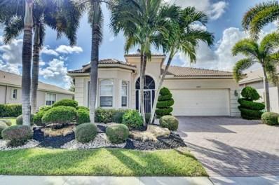 6862 Southport Drive, Boynton Beach, FL 33472 - MLS#: RX-10458772