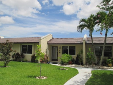 204 Lake Meryl Drive, West Palm Beach, FL 33411 - MLS#: RX-10458781