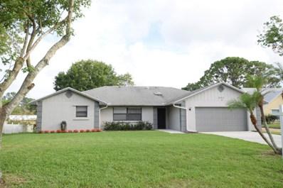 900 SW Gardens Boulevard, Palm City, FL 34990 - MLS#: RX-10458787