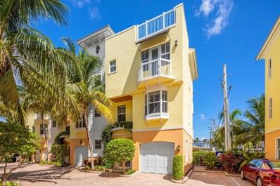 4332 Sea Grape Drive UNIT 6, Lauderdale By The Sea, FL 33308 - MLS#: RX-10458789