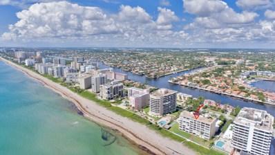 2909 S Ocean Boulevard UNIT 4c4, Highland Beach, FL 33487 - MLS#: RX-10458869