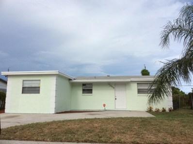 1658 Avenue H W, Riviera Beach, FL 33404 - MLS#: RX-10458913