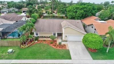 7465 San Sebastian Drive, Boca Raton, FL 33433 - MLS#: RX-10458973
