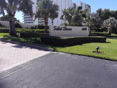 600 S Ocean Boulevard UNIT 104, Boca Raton, FL 33432 - MLS#: RX-10459010
