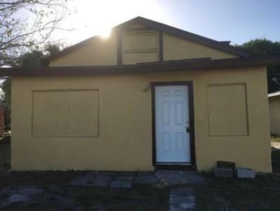 1309 N 24th St, Fort Pierce, FL 34950 - MLS#: RX-10459021