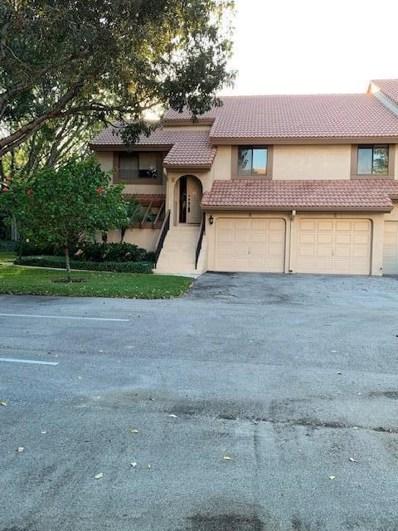 5710 Coach House Circle UNIT E, Boca Raton, FL 33486 - MLS#: RX-10459046