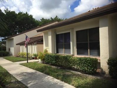 3741 English Lane UNIT B, Lake Worth, FL 33467 - #: RX-10459100