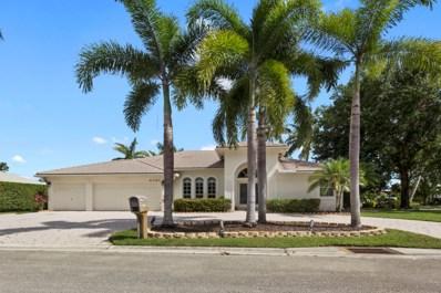 4745 Nolina Lane, Boynton Beach, FL 33436 - MLS#: RX-10459106