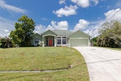 3215 SE Pinto Street, Port Saint Lucie, FL 34984 - MLS#: RX-10459159
