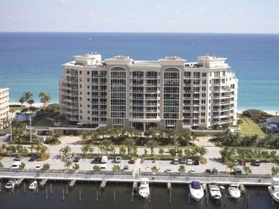 1063 Hillsboro Mile UNIT 610, Hillsboro Beach, FL 33062 - MLS#: RX-10459180