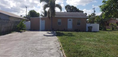 811 Summer Street, Lake Worth, FL 33461 - #: RX-10459183