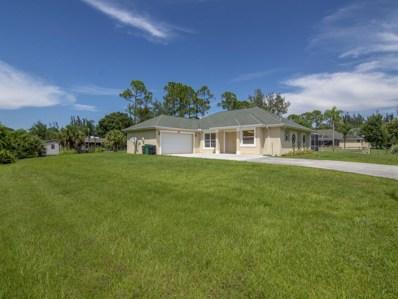 8710 Jay Gardens Lane, Fort Pierce, FL 34945 - MLS#: RX-10459184