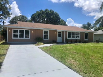846 SE Starflower Avenue, Port Saint Lucie, FL 34983 - MLS#: RX-10459194