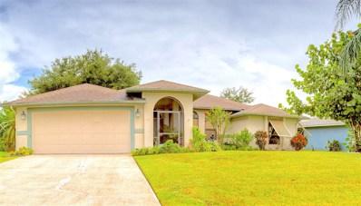 382 SE Strait Avenue, Port Saint Lucie, FL 34953 - MLS#: RX-10459204