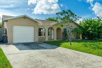22745 SW 55th Way, Boca Raton, FL 33433 - MLS#: RX-10459213