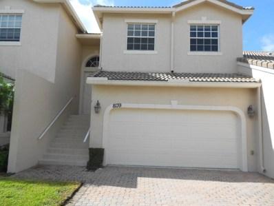 8167 Mulligan Circle, Port Saint Lucie, FL 34986 - MLS#: RX-10459220