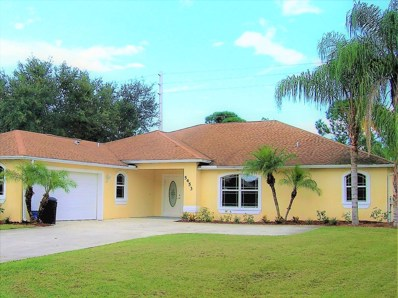 5453 NW Norris Avenue, Port Saint Lucie, FL 34986 - MLS#: RX-10459259