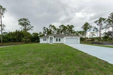 13171 Orange Boulevard, West Palm Beach, FL 33412 - MLS#: RX-10459284