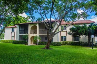 4689 Sable Pine Circle UNIT C-2, West Palm Beach, FL 33417 - MLS#: RX-10459348