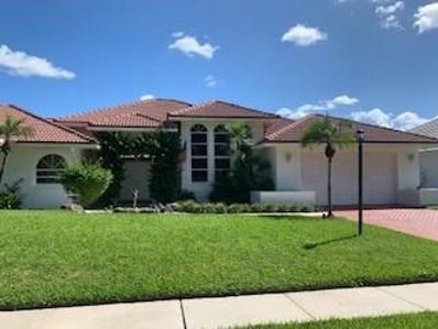 10431 Stonebridge Boulevard, Boca Raton, FL 33498 - MLS#: RX-10459370