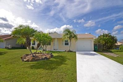 849 SW Amethist Terrace, Port Saint Lucie, FL 34953 - MLS#: RX-10459377